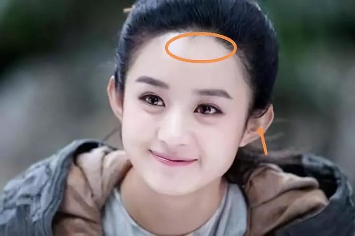 面相分析,赵丽颖的婚姻是否幸福!