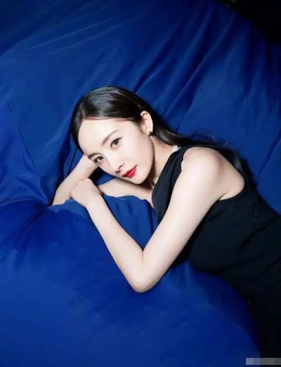 杨幂的事业运跟她面相整容有关系吗?