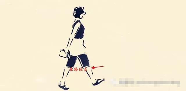 5种走路姿势对应不同的性格命运,看你属于哪一种!