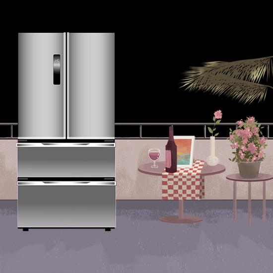 家中冰箱摆放有讲究,放不对要破财!