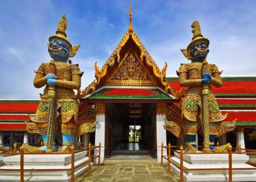 亲历者讲述泰国的三起灵异事件!