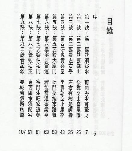 白鹤鸣《买楼风水20诀》电子版下载!