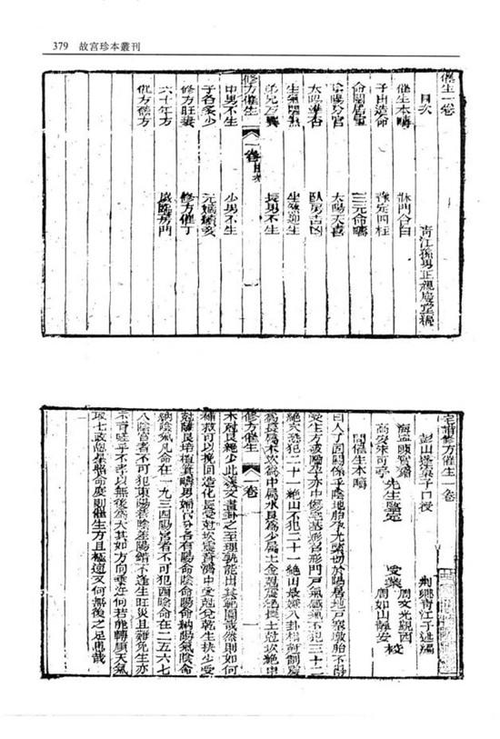 风水古籍《阳宅大成-宅谱修方》影印版!
