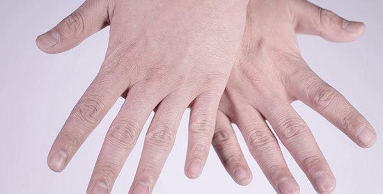 交朋友先看手,这几种手形的人重情重义,值得深交!