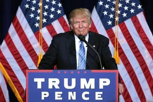 八字分析拜登当选美国总统,特朗普下台!