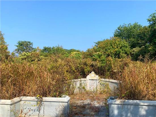黄龙吐珠:广州地产富商祖坟