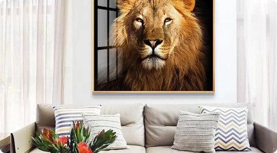 客厅挂画藏玄机,别让它坏了风水!