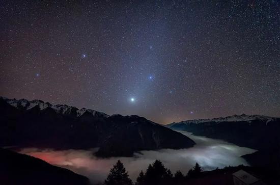 一流地师观星斗,二流地师看水口,他们看的到底是什么?