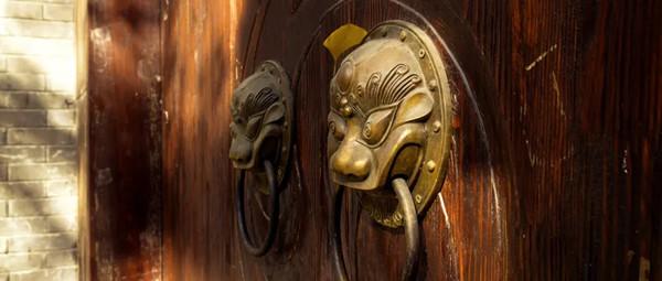 门环有什么用?这些神兽门环有何寓意?