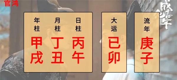 《山河令》红了张哲瀚龚俊,究竟什么样的八字能与人合作共赢走上人生巅峰?