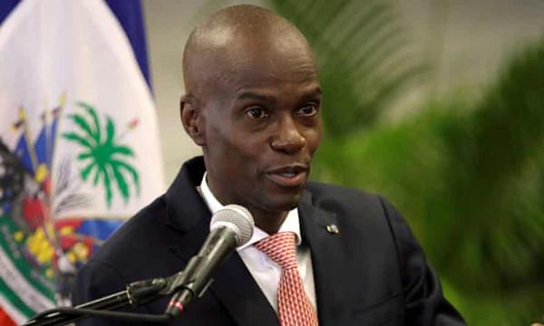 被刺杀的海地总统,八字啥样?