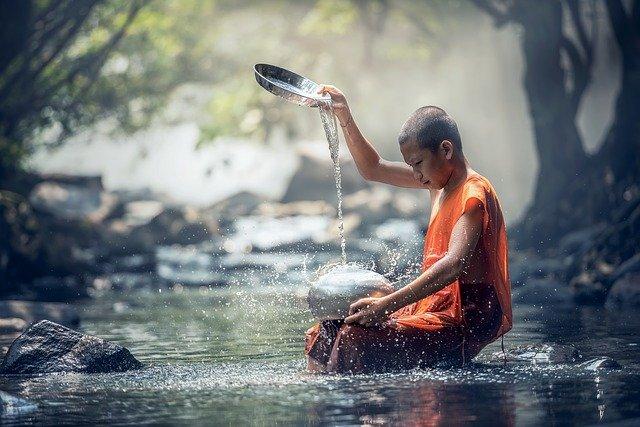 财与印:物质世界和精神世界